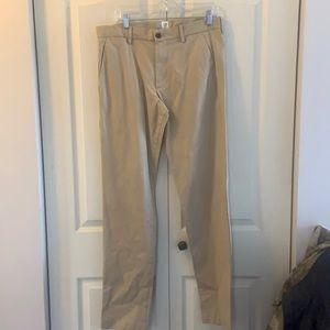 Gap pants 33/34